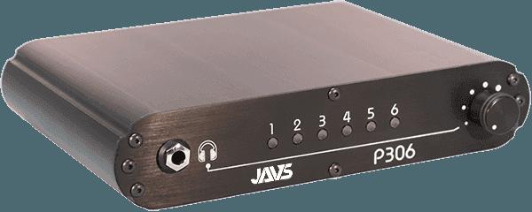 P306 | JAVS Audio Interface