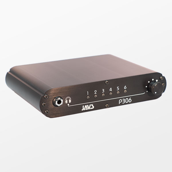 JAVS | Audio Recording | Recording Device